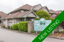 Port Coquitlam Townhouse for sale: Riverwood Green Studio 1,853 sq.ft. (Listed 2018-05-21)